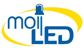 LED Moll-Logo