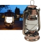 "Preview: LED Camping Laterne ""CT-CL Copper"" ØxH 12x23,5cm, 4x AA, warmweiß, dimmbar"