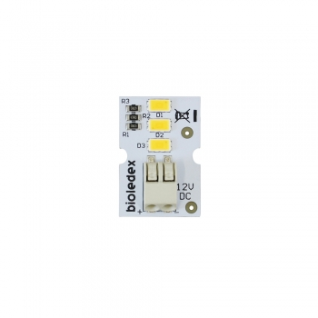 Bioledex LED Modul 30x20mm 12VDC 1,5W 135Lm 3000K