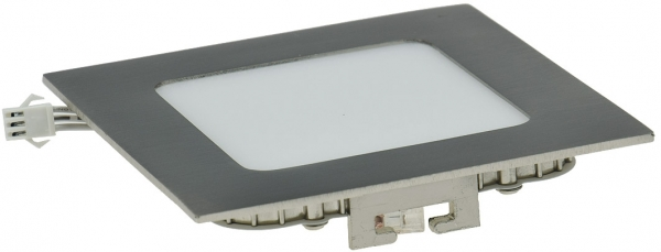 "LED Panel ""CCT-017"" 17x17cm, 1200lm 21W, 3000k+4000k, dimmbar in 2Steps"