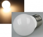 LED Tropfenlampe E27 3W warmweiß